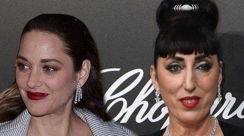 Marion Cotillard, Rossy de Palma o Elle Fanning entre las estrellas invitadas a la fiesta de Chopard en Cannes