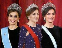 Las tiaras de la Familia Real Española: de las que la Reina Letizia puede usar a las que no