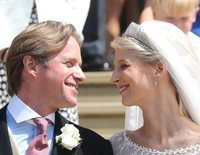 Salen a la luz las fotos oficiales de la boda de Lady Gabriella Windsor y Thomas Kingston