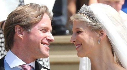Salen a la luz las fotos oficiales de la boda de Lady Gabriella Windsor y Thomas Kingston