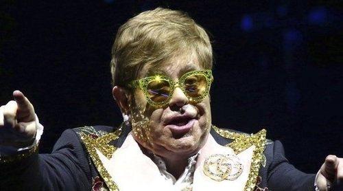 Elton John revela que perdió la virginidad a los 23 años con el amante que después sería su mánager