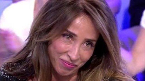 María Patiño critica las exigencias de Carmen Borrego: 'Se os caerían los pantalones al suelo'