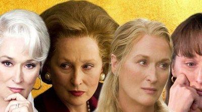 'Los puentes de Madison', 'Mamma Mia!' y otras películas que han marcado la brillante carrera de Meryl Streep