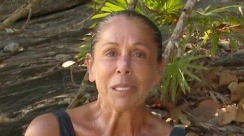 Isabel Pantoja, tremendamente ilusionada con su salvación en 'Supervivientes 2019'