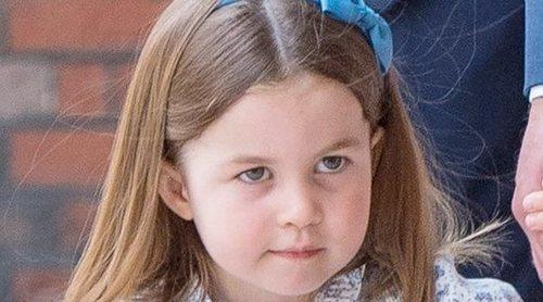 El cariñoso apodo en francés con el que el Príncipe Guillermo llama a la Princesa Carlota