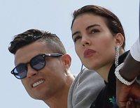 Cristiano Ronaldo y Georgina Rodríguez disfrutan de la velocidad del circuito de Mónaco