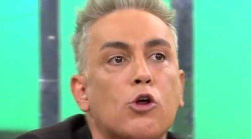 Kiko Hernández arremete contra Chabelita Pantoja: '¡Eres una niñata!'