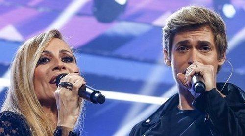 Marta Sánchez no fue la primera opción para Baute: 'Antes se lo dije a Laura Pausini y Rosario Flores'