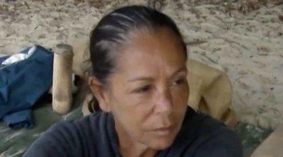 Isabel Pantoja opina de la relación entre Mónica Hoyos y Colate en SV 2019: 'Tienen su especial comunicación'