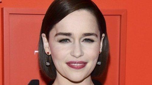Emilia Clarke confiesa por qué rechazó protagonizar 'Cincuenta Sombras de Grey'