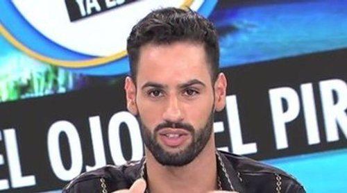 Asraf Beno desmiente que le haya sido infiel a Chabelita Pantoja y carga contra Carolina Sobe