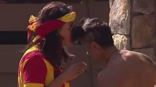 Así fue la brutal agresión que Aída Nízar sufrió en el reality chileno 'Resistiré'