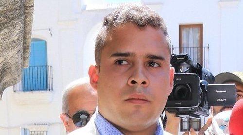 José Fernando disfruta de unos días de permiso junto a su familia