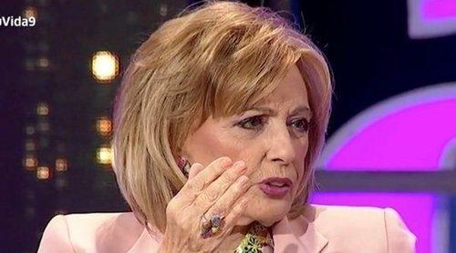 María Teresa Campos habla sobre Rocío Carrasco: 'Ojalá se haga justicia con ella'