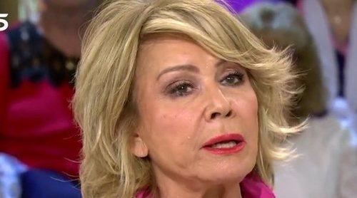 La petición de Mila Ximénez a Carmen Borrego tras su vuelta a la tele: 'Vamos a quitar el pie del acelerador'