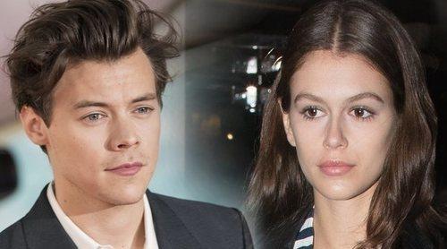 Una nueva cita entre Kaia Gerber y Harry Styles hace saltar de nuevo los rumores de romance