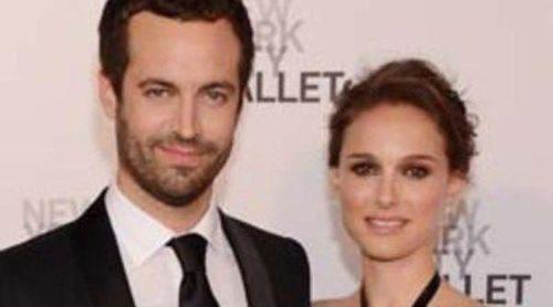 Natalie Portman se casa con Benjamin Millepied