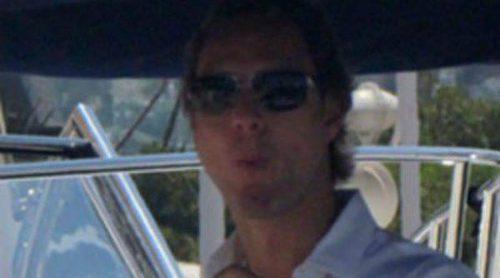 Javier Cárdenas disfruta de unos días de vacaciones en Ibiza