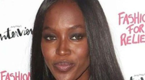 Naomi Campbell, Kate Moss y Georgia Jagger, solidarias en la cena benéfica Fashion for Relief