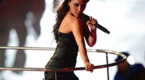 Victoria Beckham, feliz con la vuelta de la Spice Girls en la clausura de los Juegos Olímpicos de Londres 2012