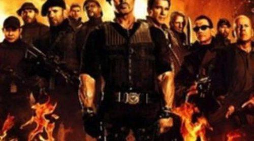 La saga 'Los Mercenarios' contará con Nicolas Cage y la vuelta de Mickey Rourke en su tercera entrega
