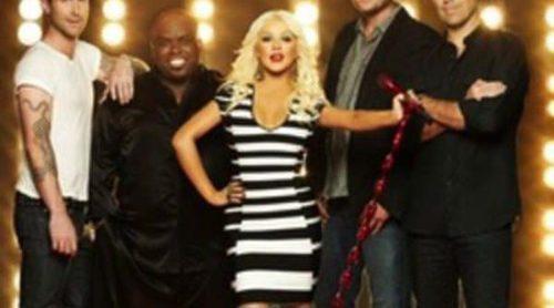Christina Aguilera y Adam Levine, preparados para el estreno de la nueva temporada de 'The Voice' en EE.UU.