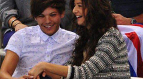 Los One Direction Louis Tomlinson y Liam Payne pasean su amor con Eleanor Calder y Danielle Peazer