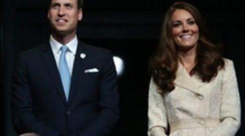 La Infanta Elena, los Príncipes de Mónaco y los Duques de Cambridge: realeza en la apertura de los Juegos Paralímpicos
