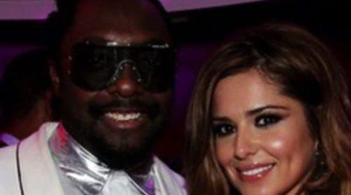 Will.i.am y Cheryl Cole salen ilesos de un accidente de tráfico