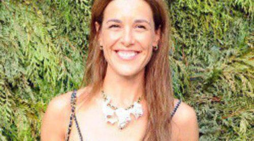 Leticia Dolera y Raquel Sánchez-Silva siguen las propuestas de Josep Font para DELPOZO en la Fashion Week Madrid