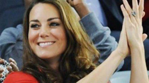 Los Duques de Cambridge y la Infanta Elena, los mejores apoyos en los Juegos Paralímpicos de Londres 2012