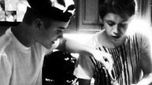 Justin Bieber invitó a cenar su casa a los chicos de One Direction después de la gala de los MTV VMA