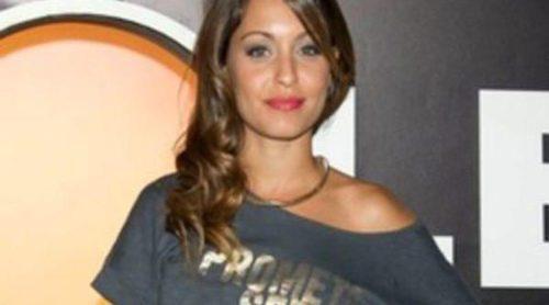 Luis Fernández, Hiba Abouk, Guti y Romina Belluscio acuden al estreno de la nueva temporada de 'The Hole'