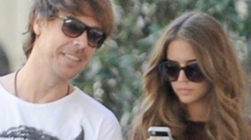 Clara Alonso y David Feito de El Sueño de Morfeo pasean su amor de compras por Madrid