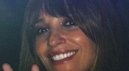 Paula Echevarría, la mejor fan de David Bustamante en su gira 'Mío'