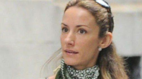 Telma Ortiz vuelve a Barcelona con su hija mientras Jaime del Burgo permanece en Nueva York