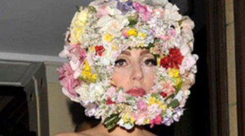 Lady Gaga, Alexa Chung y Olivia Palermo visitan el front row de la Semana de la Moda de Londres