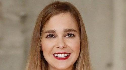 Natalia Sánchez vuelve al trabajo cuatro meses después de ser madre: 'Es lo más bonito que me ha pasado nunca'