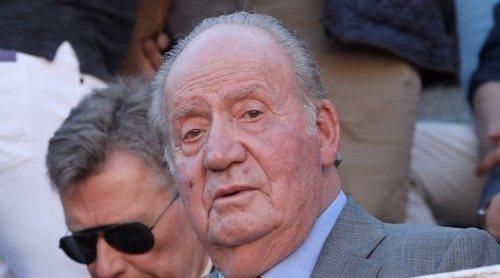 El Rey Juan Carlos reaparece en una corrida de toros tras anunciar su retirada de los actos oficiales
