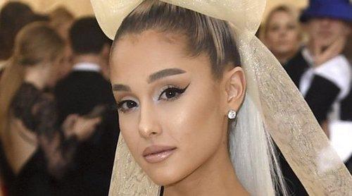 Ariana Grande aplaza dos conciertos por una reacción alérgica al tomate