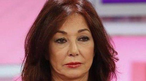 Ana Rosa Quintana vuelve a ausentarse de su programa durante unas horas por motivos personales
