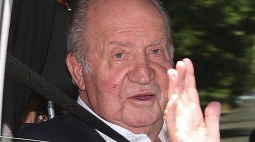 La fiesta de despedida del Rey Juan Carlos: toros y comida sin la Reina Sofía
