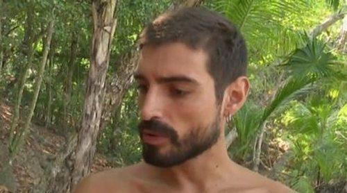 Fabio, harto de que Oto Vans no haga nada en 'Supervivientes 2019': 'Hay que respetar al grupo'