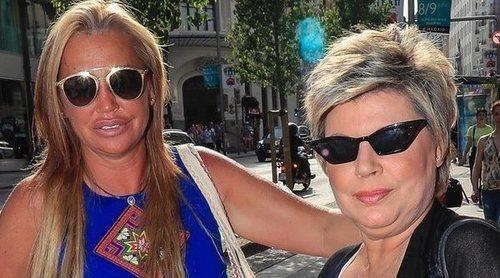 Belén Esteban, sobre su despedida con las compañeras de 'Sálvame': 'Me hizo ilusión que viniera Terelu Campos'