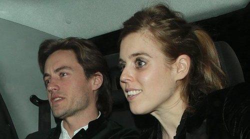 Beatriz de York y Edoardo Mapelli Mozzi dan el paso definitivo para el anuncio de su boda
