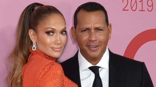 Jennifer Lopez y Alex Rodríguez acaparan todos los flashes en los CFDA Fashion Awards 2019