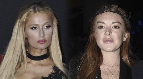 Enemigas Íntimas: Paris Hilton y Lindsay Lohan, de las noches de fiesta a los insultos públicos