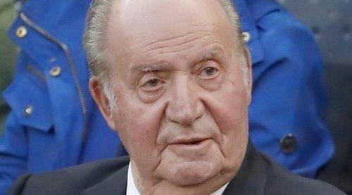 Susanna Griso cuenta los detalles de la comida en la que el Rey Juan Carlos se despidió de los actos oficiales