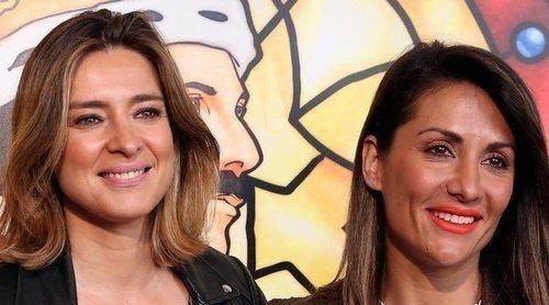 Sandra Barneda y Nagore Robles, pura complicidad disipando los rumores de crisis