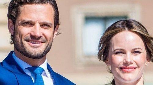 El homenaje de Carlos Felipe de Suecia y Sofia Hellqvist a Avicii en el Día Nacional de Suecia 2019